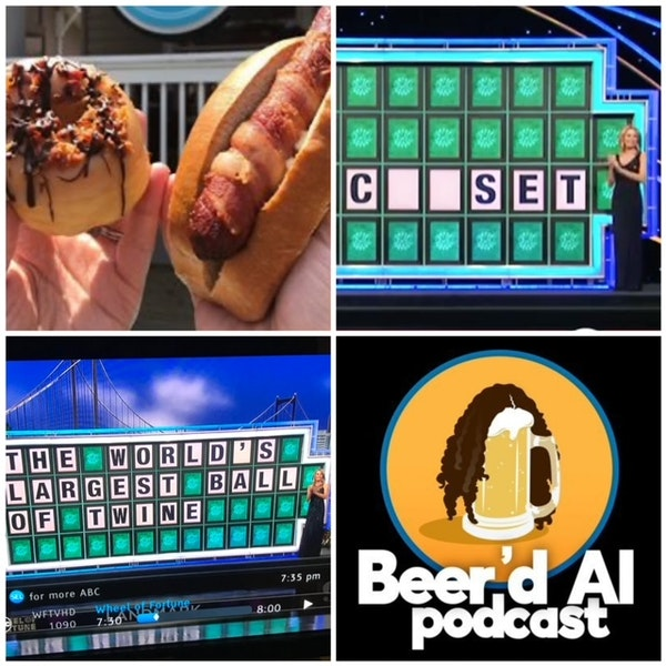 Episode 25: Stuck in a Closet with Vanna White ft. Double Mind Haze and Powder Dreams Image