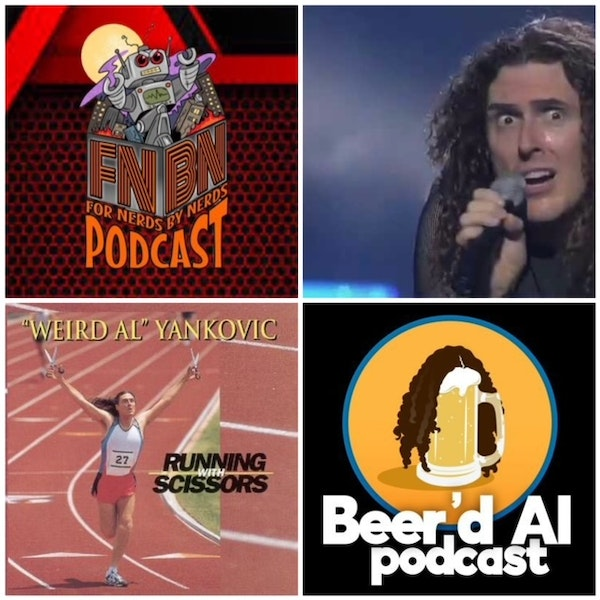 Very Special Episode: Running With Scissors ft. Josh from For Nerds By Nerds Image