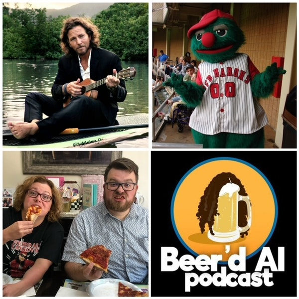 Episode 34: My Baby's in Love with Eddie Vedder ft. Jam Flow, Flannel Weather, & Heyna Or Gose Image