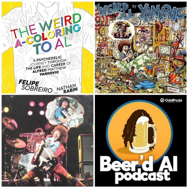 """Very Special Episode: """"Weird Al"""" Yankovic ft. Nathan Rabin Image"""