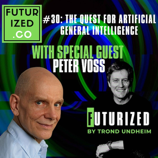 The Quest for Artificial General Intelligence Image