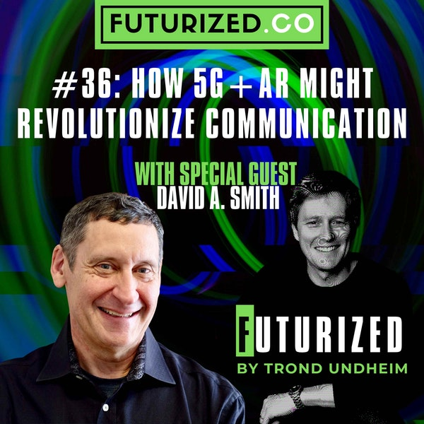 How 5G+AR might revolutionize communication Image