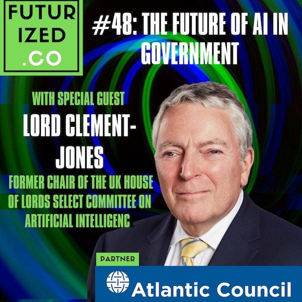The Future of AI in Government Image