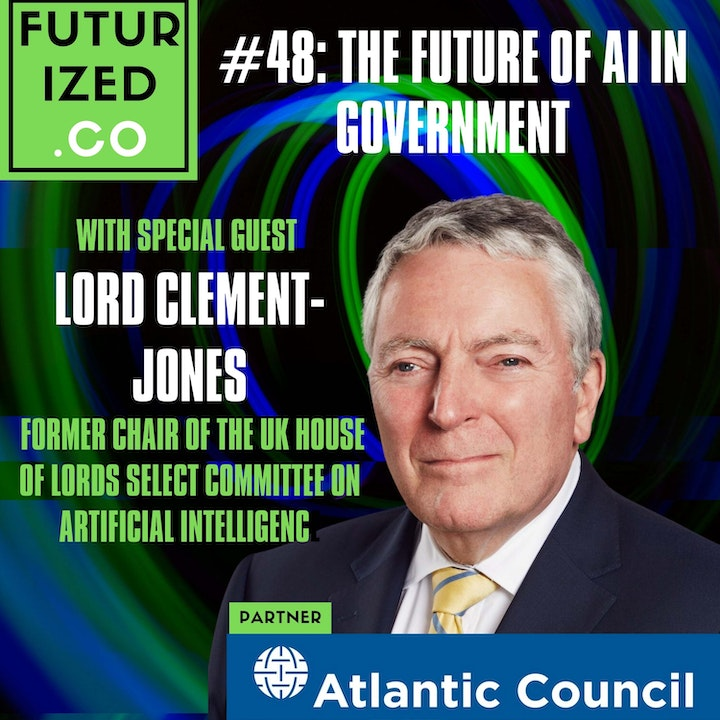 Episode image for The Future of AI in Government