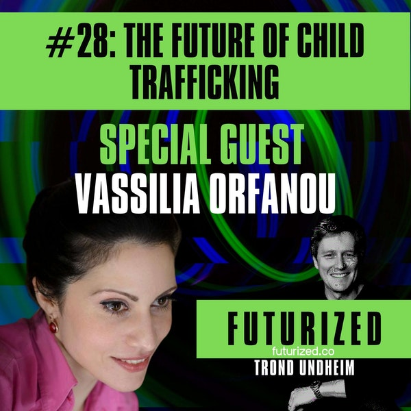 The Future of Child Trafficking Image