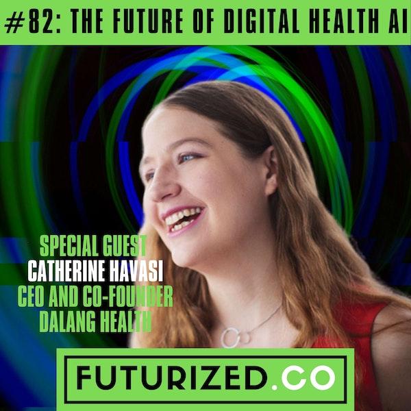 The Future of Digital Health AI Image