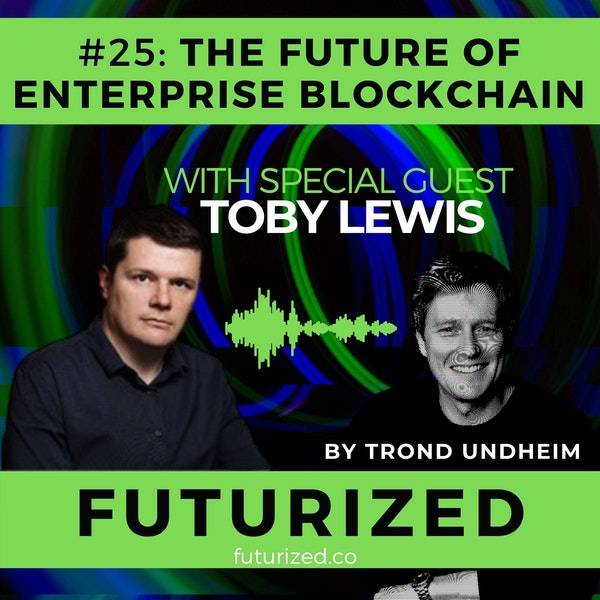 The Future of Enterprise Blockchain Image