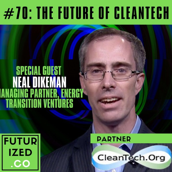 The Future of Cleantech Image