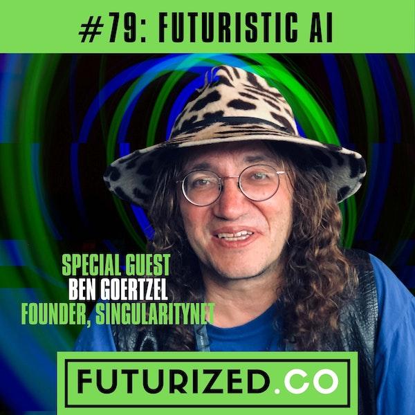 Futuristic AI Image