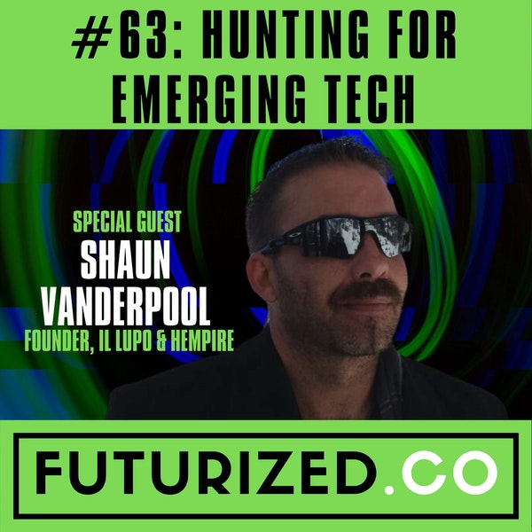 Hunting for Emerging Tech Image