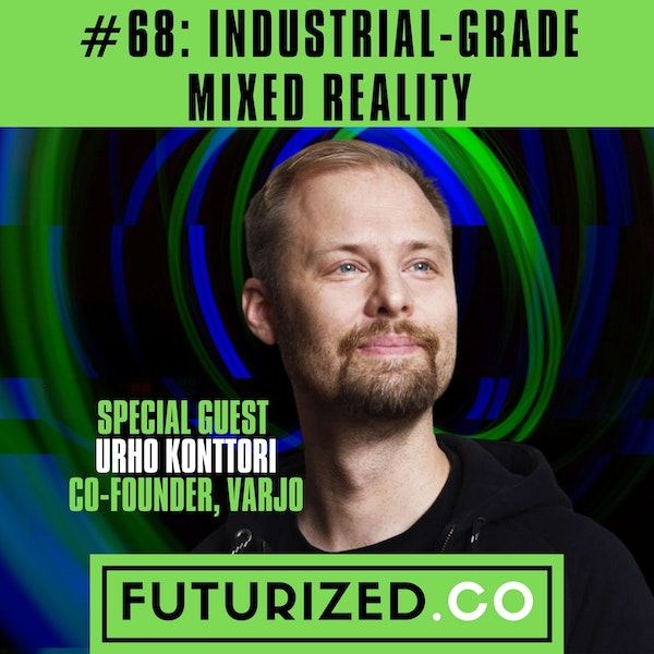 Industrial-grade Mixed Reality Image