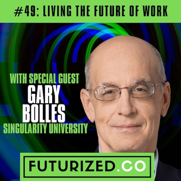 Living the Future of Work Image