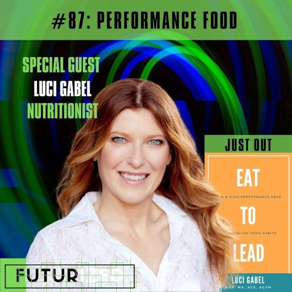 Performance Food Image