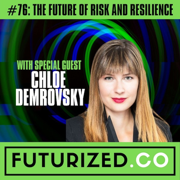 The Future of Risk and Resilience Image
