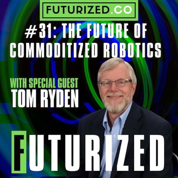 The Future of Commoditized Robotics Image