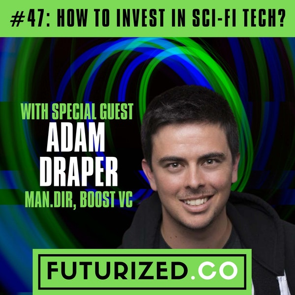 How to Invest in Sci-Fi Tech? Image