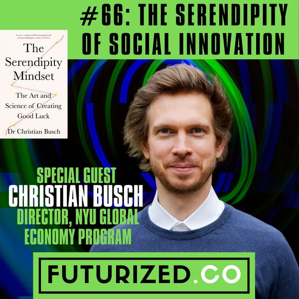 The Serendipity of Social Innovation Image