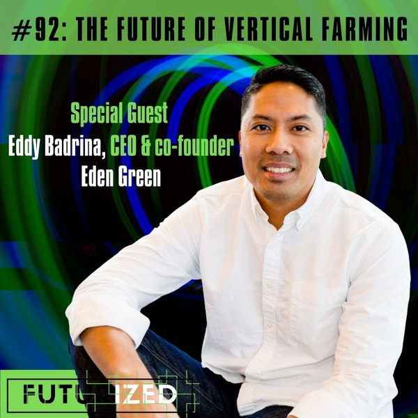The Future of Vertical Farming Image