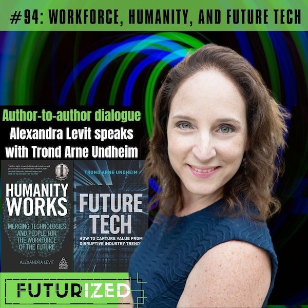 Workforce, Humanity, and Future Tech Image