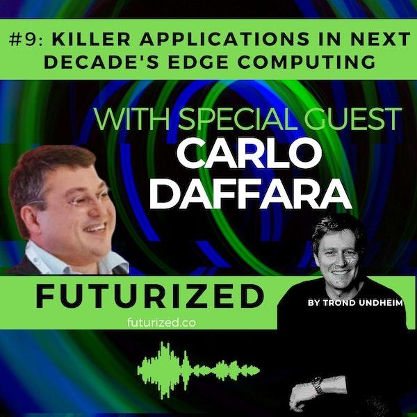 Killer Applications of Next Decade's Edge Computing Image