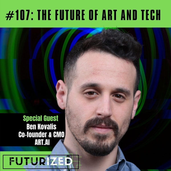 The Future of Art and Tech Image