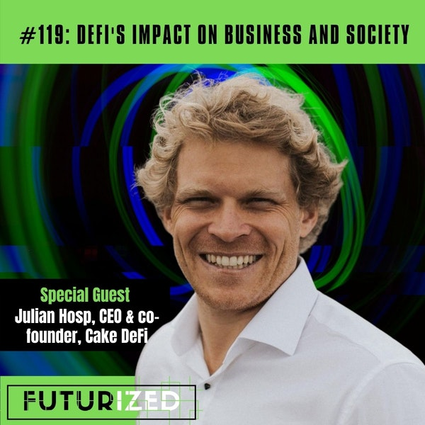 DeFi's impact on Business and Society Image
