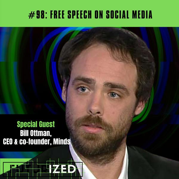 Free Speech on Social Media Image