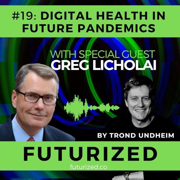 Digital Health in Future Pandemics Image