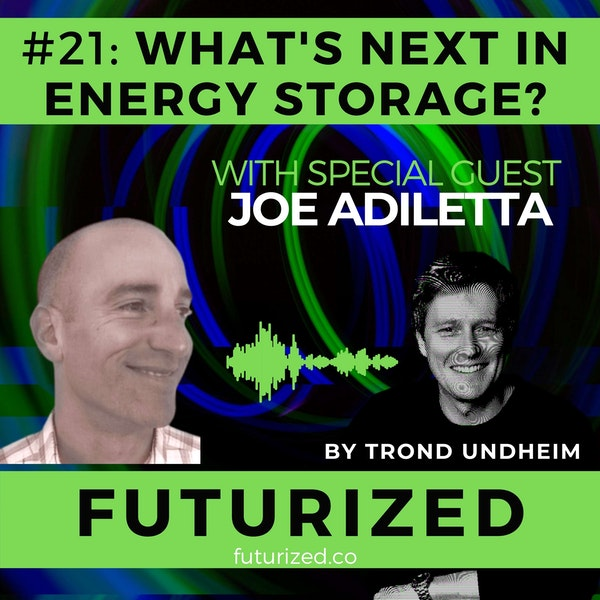 What's next in Energy Storage? Image