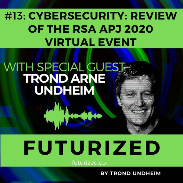 Cybersecurity: Review of the RSA Asia Pacific & Japan 2020 Virtual Event Image