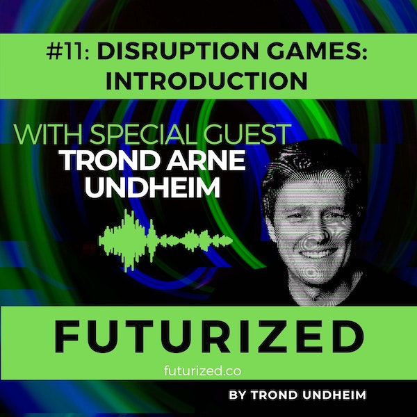Disruption Games: How to Thrive on Serial Failure--Introduction Image