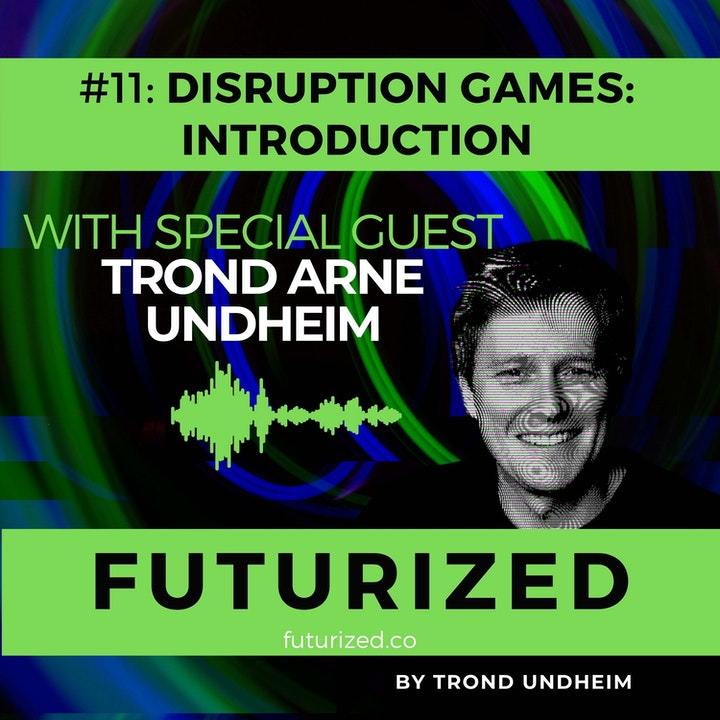 Episode image for Disruption Games: How to Thrive on Serial Failure--Introduction