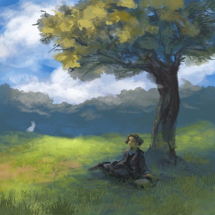 Glaiza Visits Wonderland: Lewis Carroll