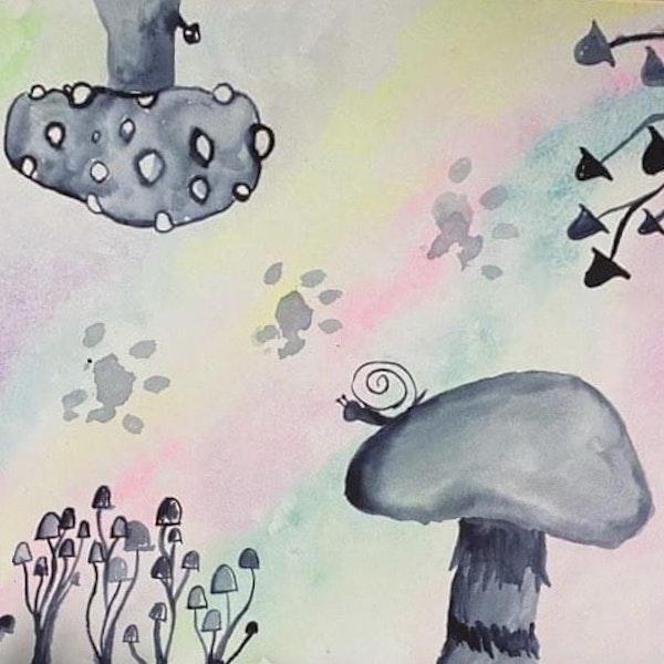 Glaiza Visits Wonderland: Literary Nonsense Image