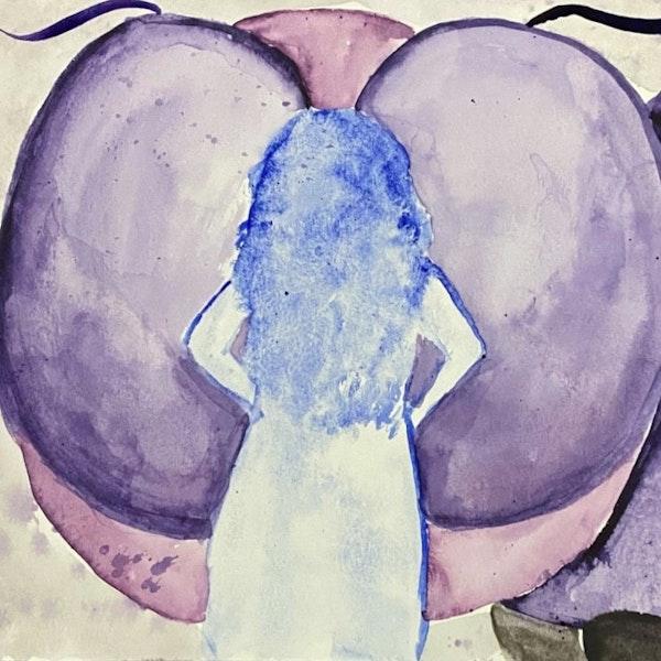 Glaiza Visits Wonderland: Advice From A Caterpillar Image