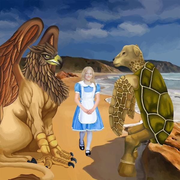 Glaiza Visits Wonderland: The Mock Turtle's Story Image