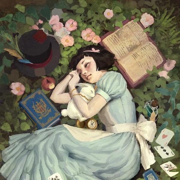 Glaiza Visits Wonderland: Alice Liddell Image