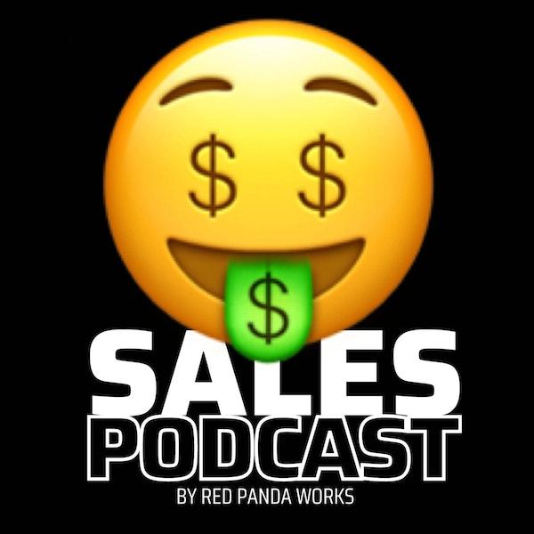 Kleding in sales - #2 🤑 Sales Podcast Image
