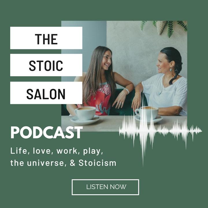 The Stoic Salon Podcast