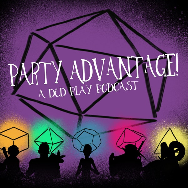 Party Advantage! Live Panel from GenCon Online 2020! Image
