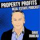 Property Profits Real Estate Podcast Album Art
