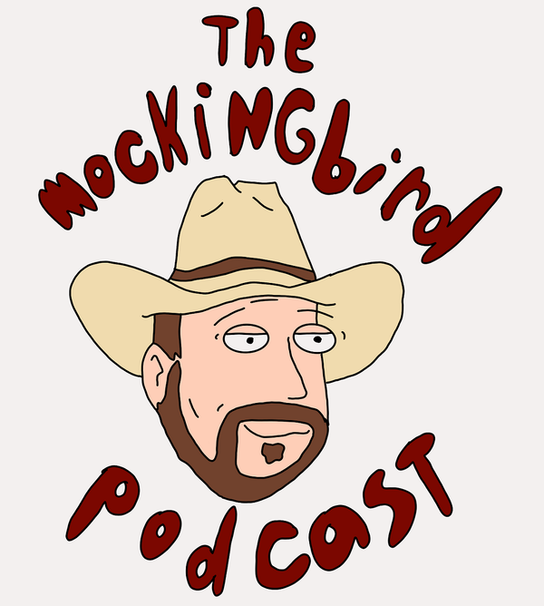 """The Mockingbird Podcast Radio Hour - Featuring Cody Bolden's new release """"Road Hand"""""""
