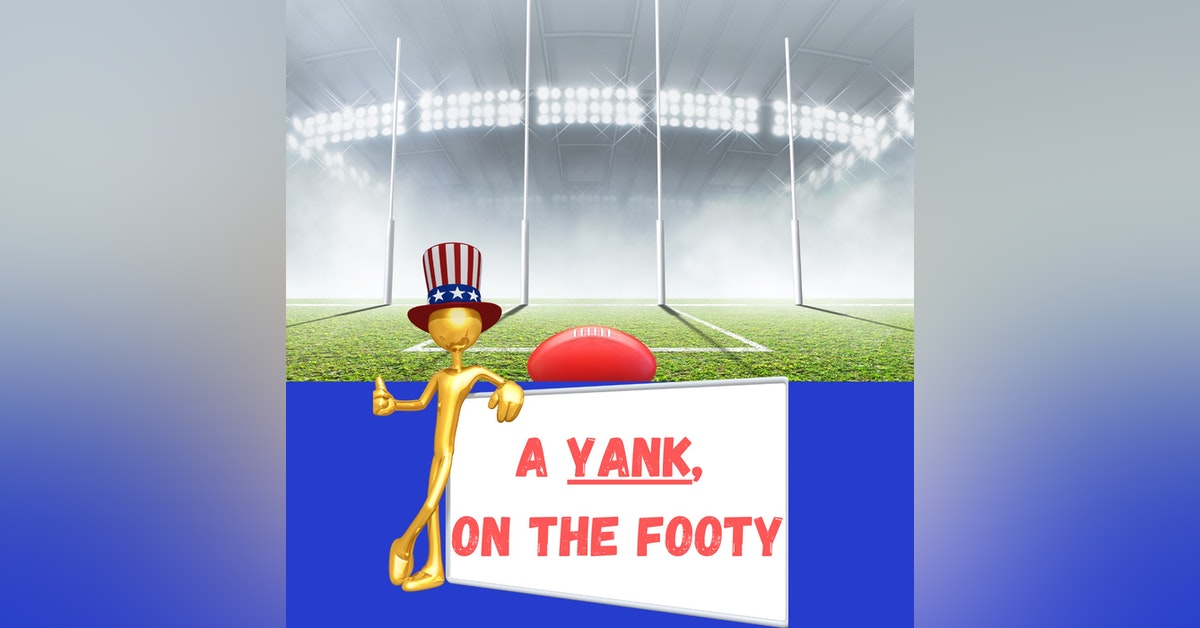 A Yank on the Footy Newsletter Signup