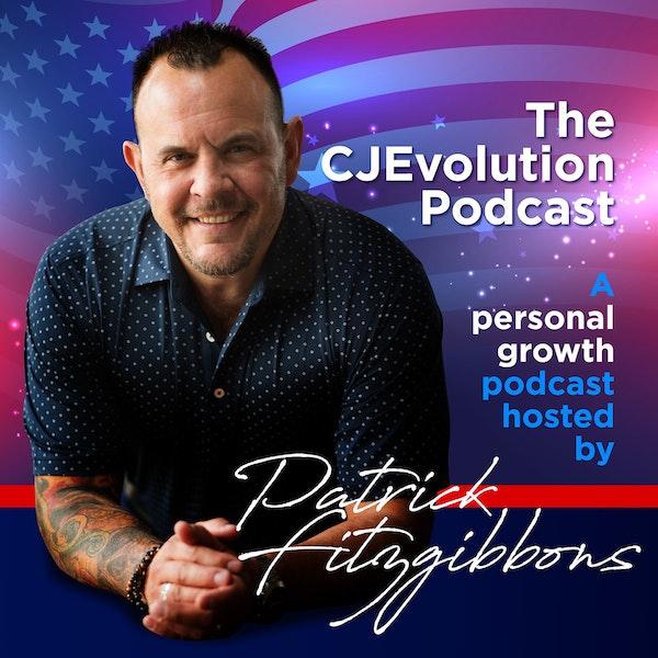 Criminal Justice Evolution Podcast: My Mental Health Break Image