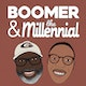 Boomer and The Millennial Album Art