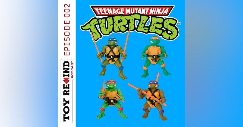Episode 002: Teenage Mutant Ninja Turtles
