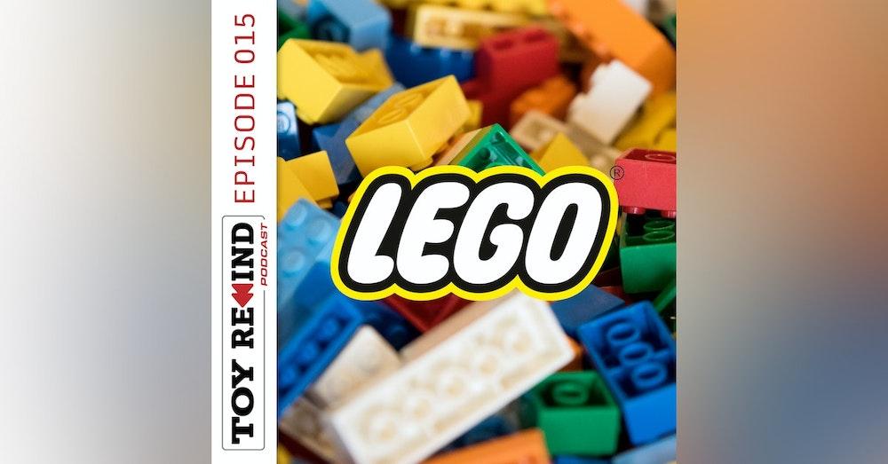 Episode 015: Lego Bricks