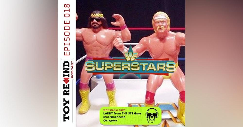 Episode 018: WWF SuperStars