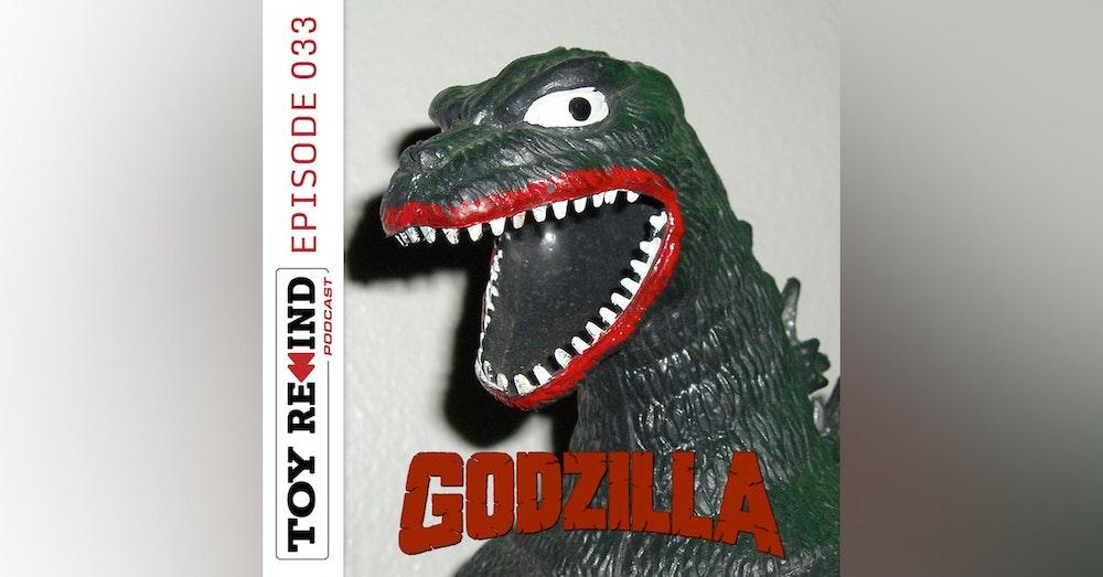 Episode 033: Godzilla