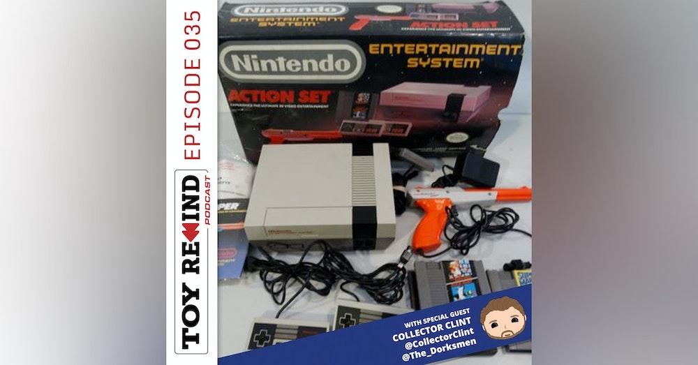 Episode 035: Nintendo Entertainment System